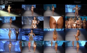 Tika Camaj Video De Nuevo Brutal La Libanesa En Este Desfile De Bikinis Y Bañadores En La Miami Swim Fashion Week 2020