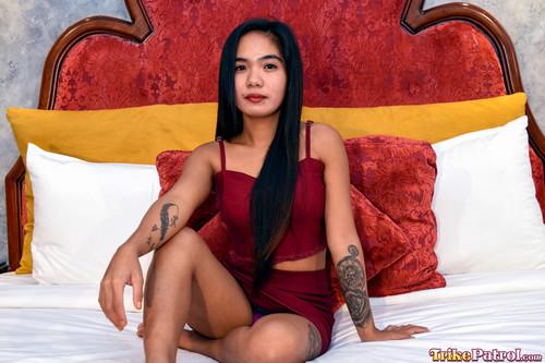 TrikePatrol - Andrea Villanueva: Naked Pinay  new 2020