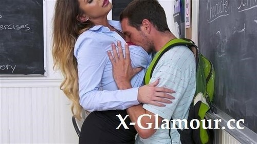 Tyler Nixon, Brooklyn Chase - Full-Stacked Teacher Gets Grinded All Over [HD/720p]