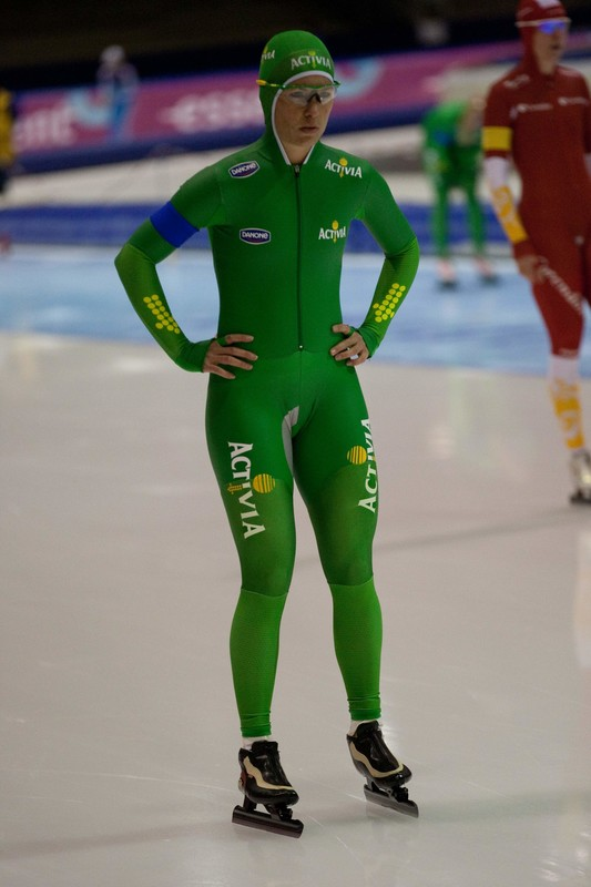 ice skating girls in skin tight catsuits