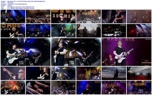 Blue Oyster Cult - Live At Rock Of Ages Festival 2016 (2020) [BDRip 1080p]