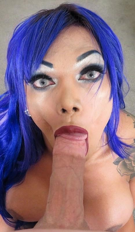 Jessica Vanessa Curvalicious Trans Beauty Gets Sloppy (14 December 2020)