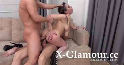 Balls Deep Anal, Gapes, Pee And Cum In Mouth Gl355 [HD]