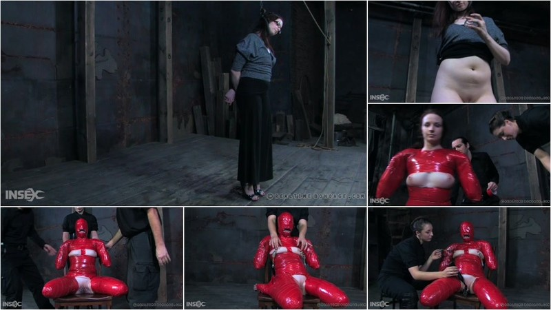 Claire Adams - DUCT FUCT DOLL Part 1 [SD 478p]