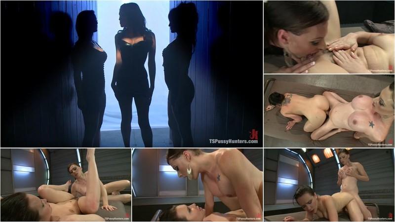 Eva Cassini, Katie St. Ives - Future Sex - Eva Cassini and Katie St. Ives [HD 720p]
