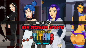 Grown-Up Titans : The Game - [InProgress New Version 0.2c] (Uncen) 2020