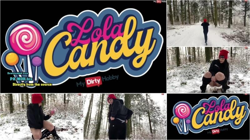 Lola_Candy - Schau mir beim Schneepiss zu (1080P/mp4/51.0 MB/FullHD)