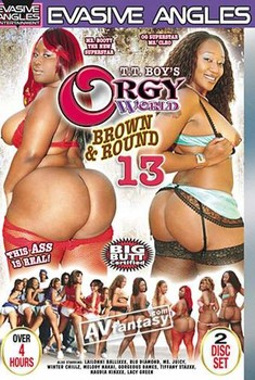 Orgy World – Brown And Round
