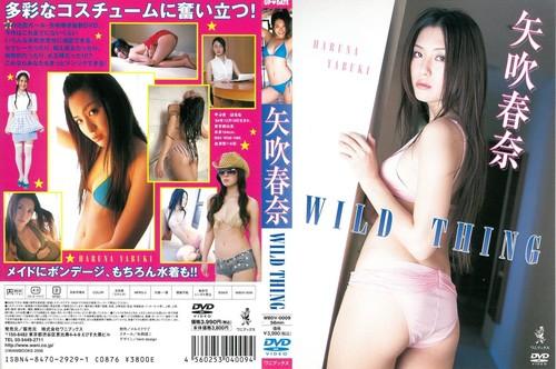 [WBDV-0009] Haruna Yabuki 矢吹春奈 - WILD THING