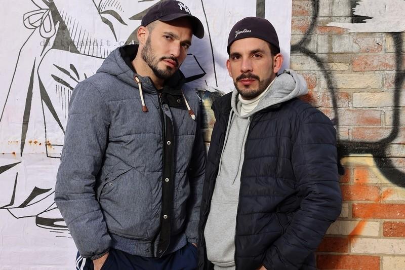 EricVideos - Agustin Took Darko To His Home Bareback (Jan 29)