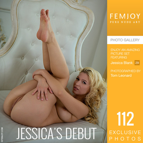 Jessica Blank in Jessicas Debut (2021-02-18)