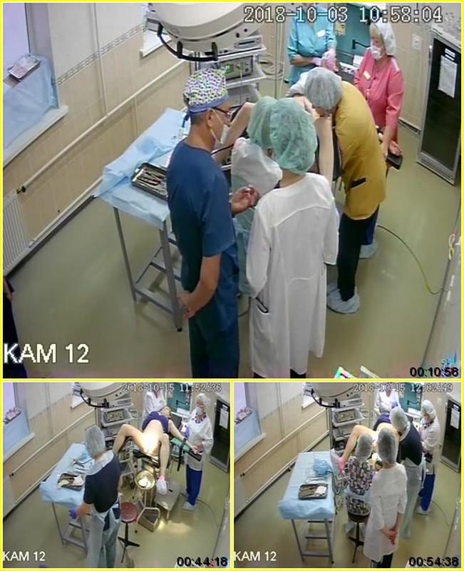 Medical voyeur gino 1132
