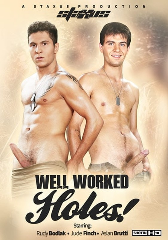 Staxus – Well Worked Holes! (2014)