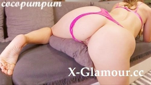Gorgeous Teen Hard And Loud Pillow Humping - Cocopumpum [FullHD]