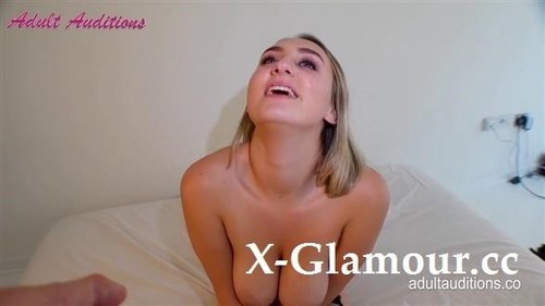 E369 My First Adult Audition [HD]
