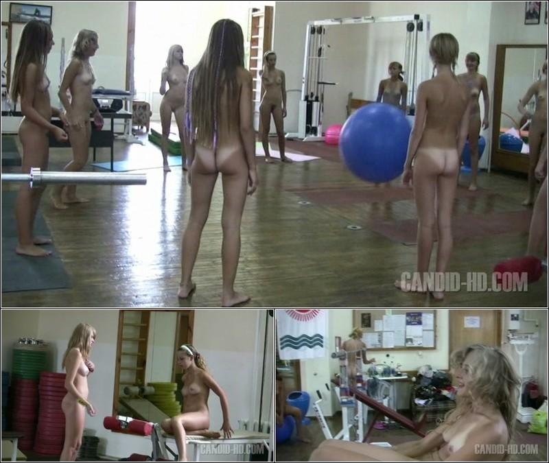 Gymnastics naked girls 238
