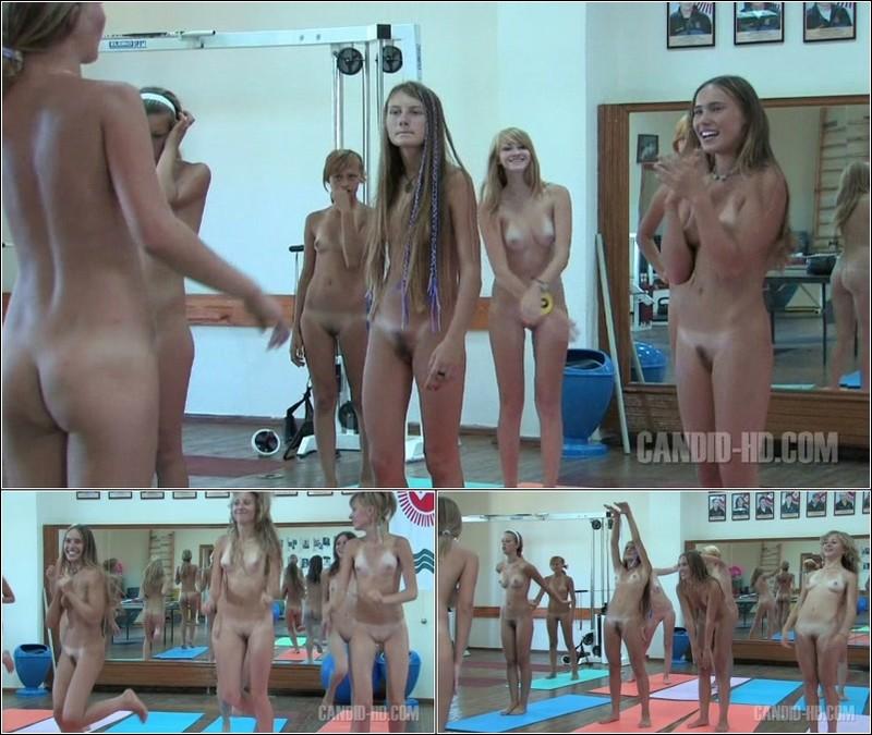 Gymnastics naked girls 229