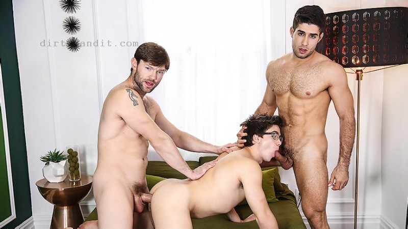 MEN - The Book Part 2: Dennis West, Diego Sans, Will Braun