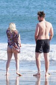 Ariel Winter Hits the Beach and Delivers a Complete Ass Show