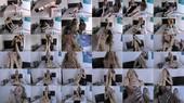 Janira Wolfe Worships Stella's Feet - Part 1 - Stella Liberty And Janira Wolfe