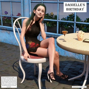 Haunte - Dani's Coming of Age » RomComics - Most Popular XXX ...