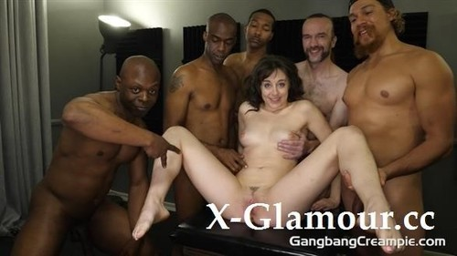 Jenna Noelle - Gangbang Creampie 289 [FullHD/1080p]