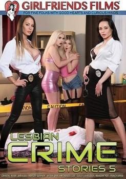 Lesbian Crime Stories 5