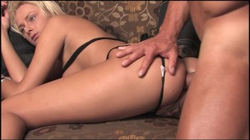 Incest scene with father and slutty daughter