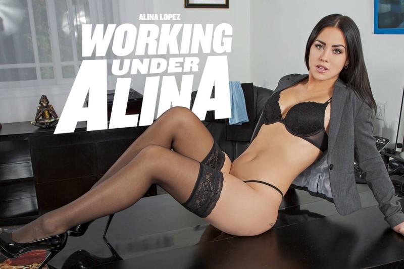 Working Under Alina Alina Lopez Oculus 7k