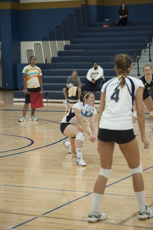fantastic college girls in volleyball shorts