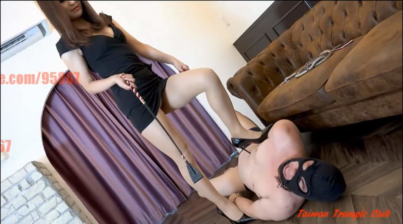 Mistress Red'S Toilet Slave [HD 720P]