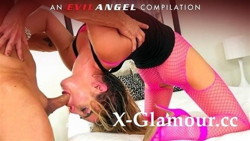 Gag Reflex Compilation - Evil Angel (HD)