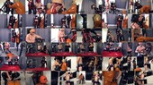 Sperm Robbery in the Rubber Chamber (Complete Film - SD) -  Carmen Rivera, Mister P, Lady Sahara