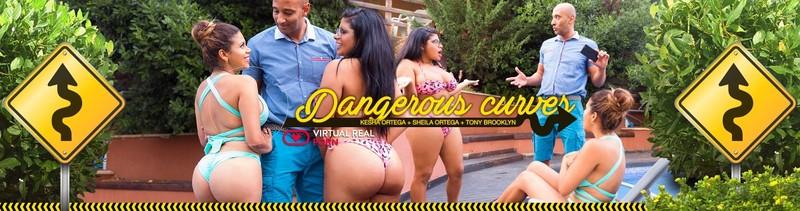 Dangerous Curves Kesha Ortega Sheila Ortega Gearvr Oculus