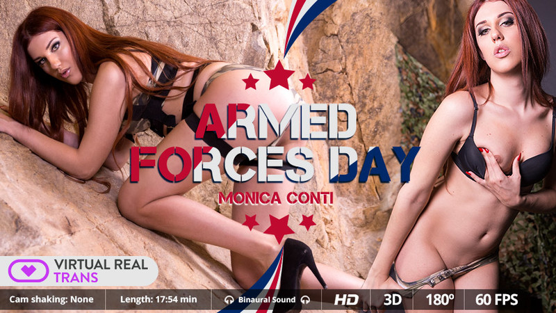 Armed Forces Day Monica Conti Oculus