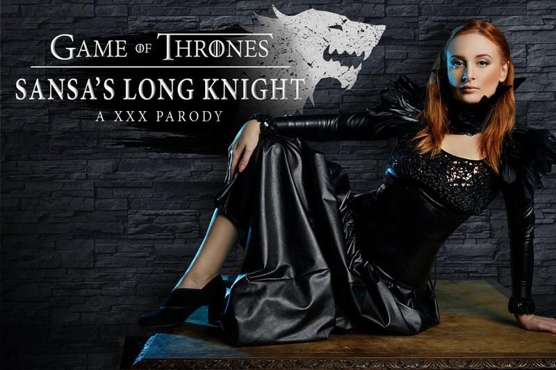 Game Of Thrones Sansa 039 S Long Knight A Xxx Parody Oculus Vive