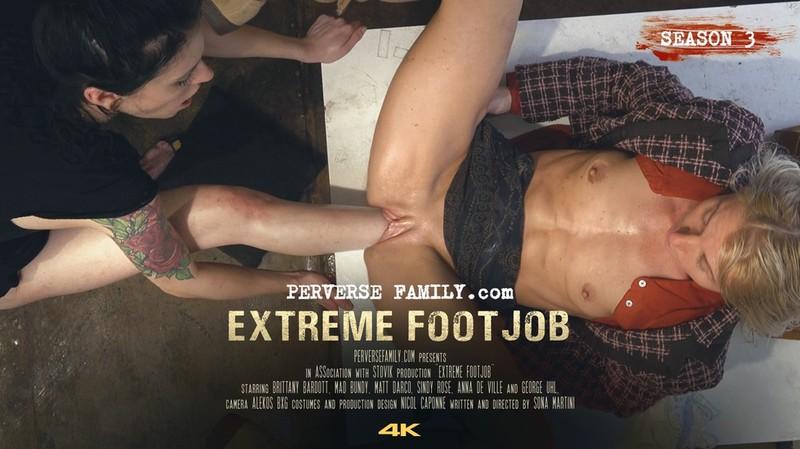 Extreme Footjob [FullHD 1080P]