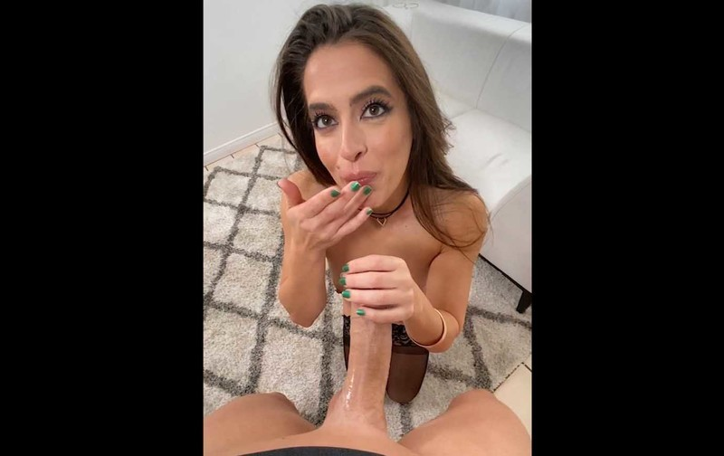 Abbie Maley - Creamy Pussies Are The Prettiest [FullHD 1080P]