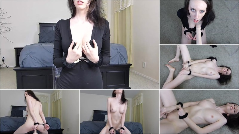 FoxyGamer_cb - Handcuffed Sucking Riding & Cumming - Watch XXX Online [HD 720P]