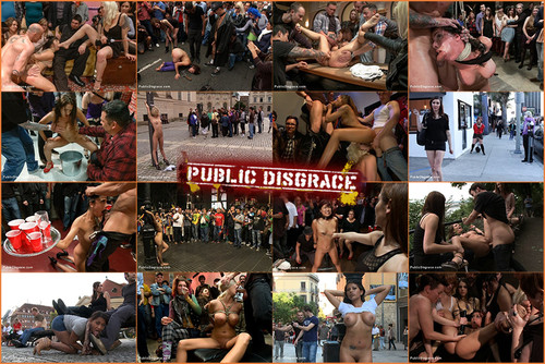PublicDisgrace - Photo Pack (2008-2018)