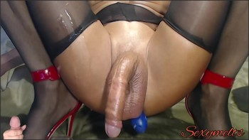 Various WebCam Show With Shemale 03.04.2021