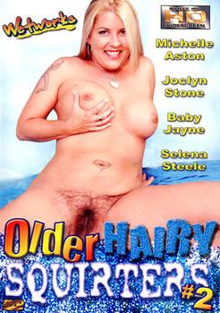 Older Hairy Squirters #2