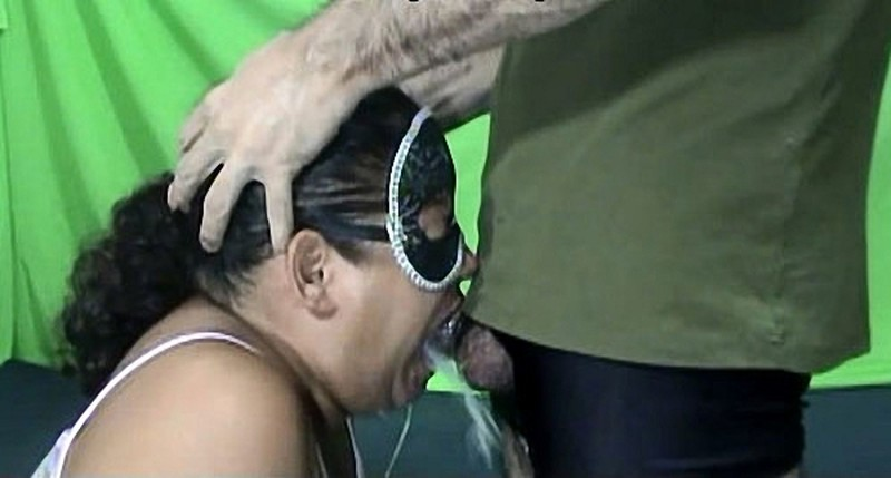 Throat Challenge Laury [SD 376P]