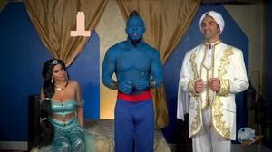 April O'Neil - Aladdick - Aladdin Porn Parody, 1080p