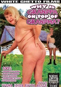 Why Is Grandpa On Top Of Grandma