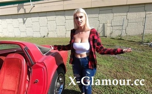 Indica Monroe - Indica Monroe Gets Her Engine Checked Out [HD/720p]