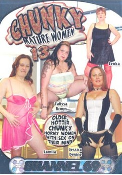 Chunky Mature Women #13