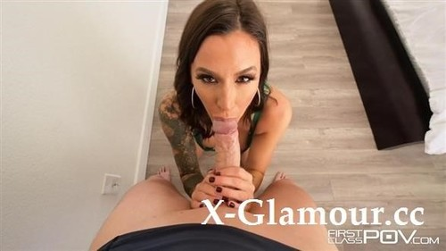 Gia DiMarco - Tattooed Babe Gia Dimarco Filled With Cum (2021/FullHD)