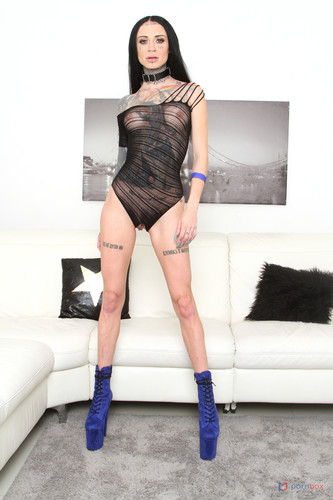 LegalPorno - Inked superslut Sasha Beart comes to G0nz0 for hardcore 5on1 treatment with DAP, FISTING and TRIPLE PENETRATION SZ2648