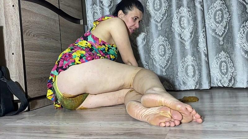Ruslana Ruined Messy Panties [FullHD 1080P]